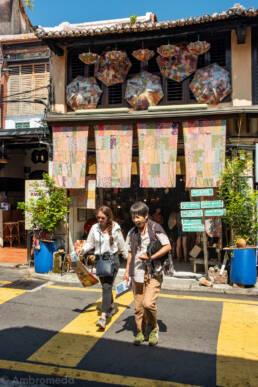 Leisure And Shopping - Penang