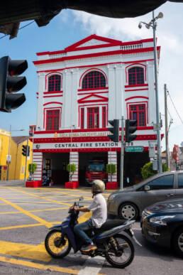 Fire Station - Penang