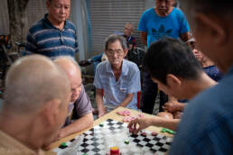 Dame Game Fan - Chinatown