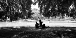 Break in the Park
